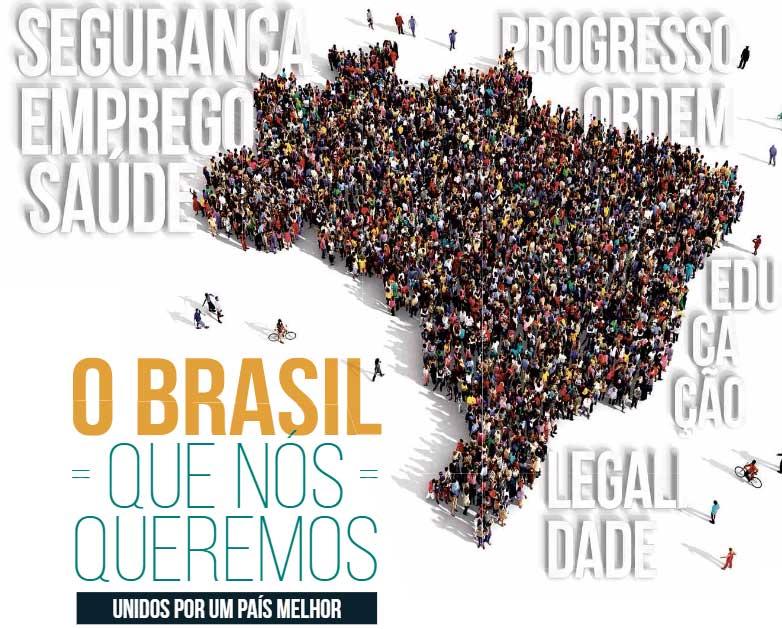 O Brasil que nos queremos - Folha de São Paulo - Abióptica 2d26bd80ab