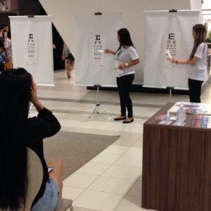 Porto Velho Shopping Recebe Testes Gratuitos De Visão Neste Domingo | Tudo Rondônia