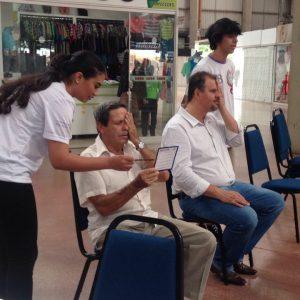 Na Celebração Do Dia Mundial Da Visão Entidade Oferece Testes Gratuitos De  Acuidade Em Goiânia be6de89d68