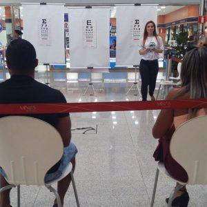 Ação Olho Vivo Oferece Testes De Visão Gratuitos Em Shopping De BH Nesta Quinta
