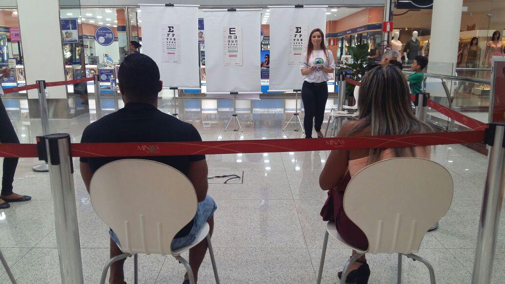 Ação Olho Vivo Oferece Testes De Visão Gratuitos Em Shopping De BH Nesta  Quinta de3759b86d