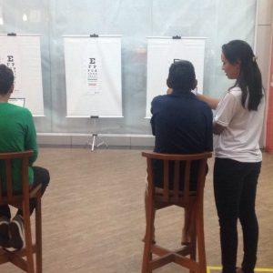 Campanha Da Fundação Abióptica Faz Alerta Sobre Saúde Dos Olhos Em Manaus