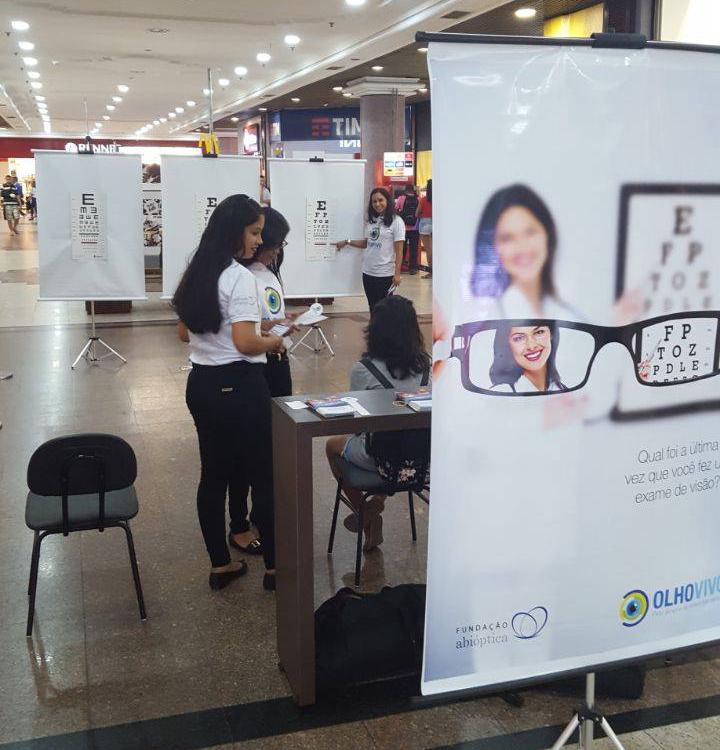 Fundação Abióptica oferece testes gratuitos de acuidade visual em Belém 760b62b3f9