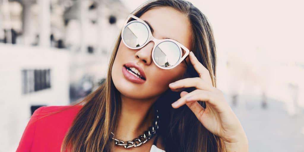 74360436e5ac9 Dicas de óculos escuros para cada formato de rosto - Abióptica