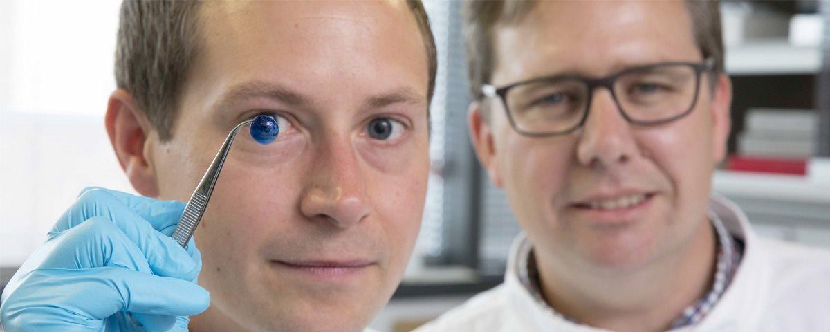 Cientistas criam córneas em impressora 3D para reduzir filas de transplante 7369d29258