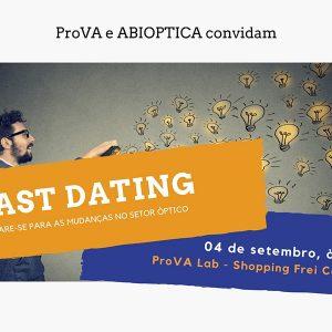 Fast Dating: As Soluções Nascentes De Grande Impacto Para O Setor óptico | ProVA- Laboratório De Inovação Do Varejo