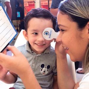 Ação Olho Vivo Oferece Testes Gratuitos De Visão Em Santo André