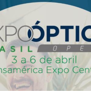 Expo Óptica Brasil Open Está Acontecendo Em São Paulo, De 3 A 6 De Abril De 2019