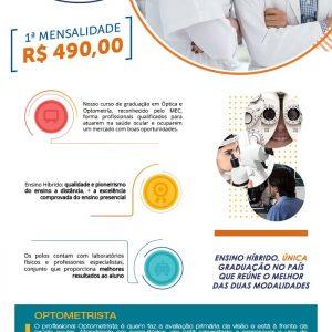 Curso De Graduação Em Optica E Optometria Da Brazcubas.