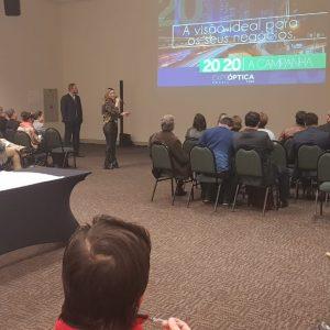 Expo Óptica Sucesso Absoluto – Vende 84% Da Planta Em Evento De Lançamento Da Edição 2020