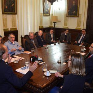 Proteção Do Consumidor – Representantes Do Setor óptico Reúnem-se Com O Secretário Da Justiça