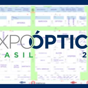 Ampliação Expo Óptica 20 20 !