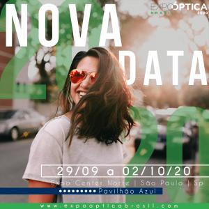 Expo Óptica 20 20 Já Tem Novas Datas!