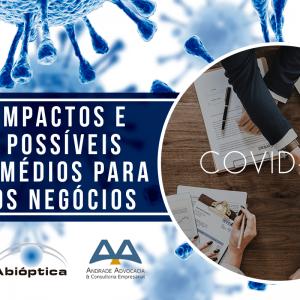 Impactos E Possíveis Remédios Para Os Negócios (COVID – 19)