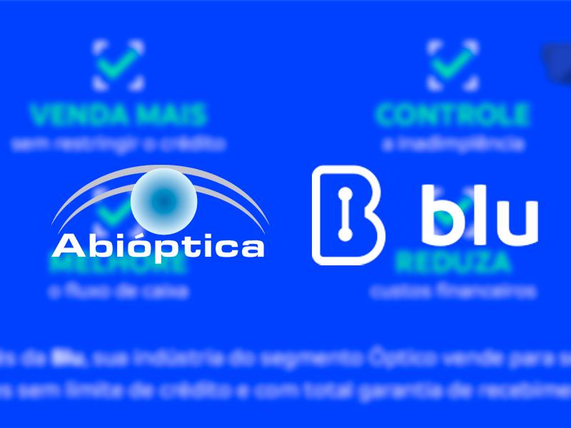 Conheça Mais Sobre A Parceria Abióptica E Blu!